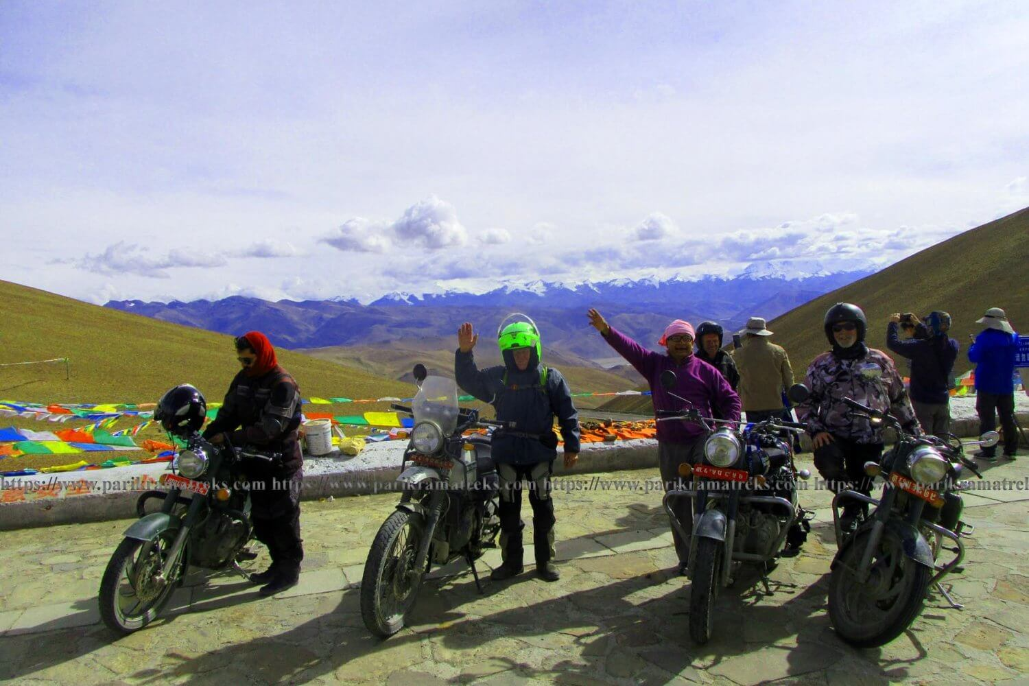 Best Journey of Tibet Motorcycle
