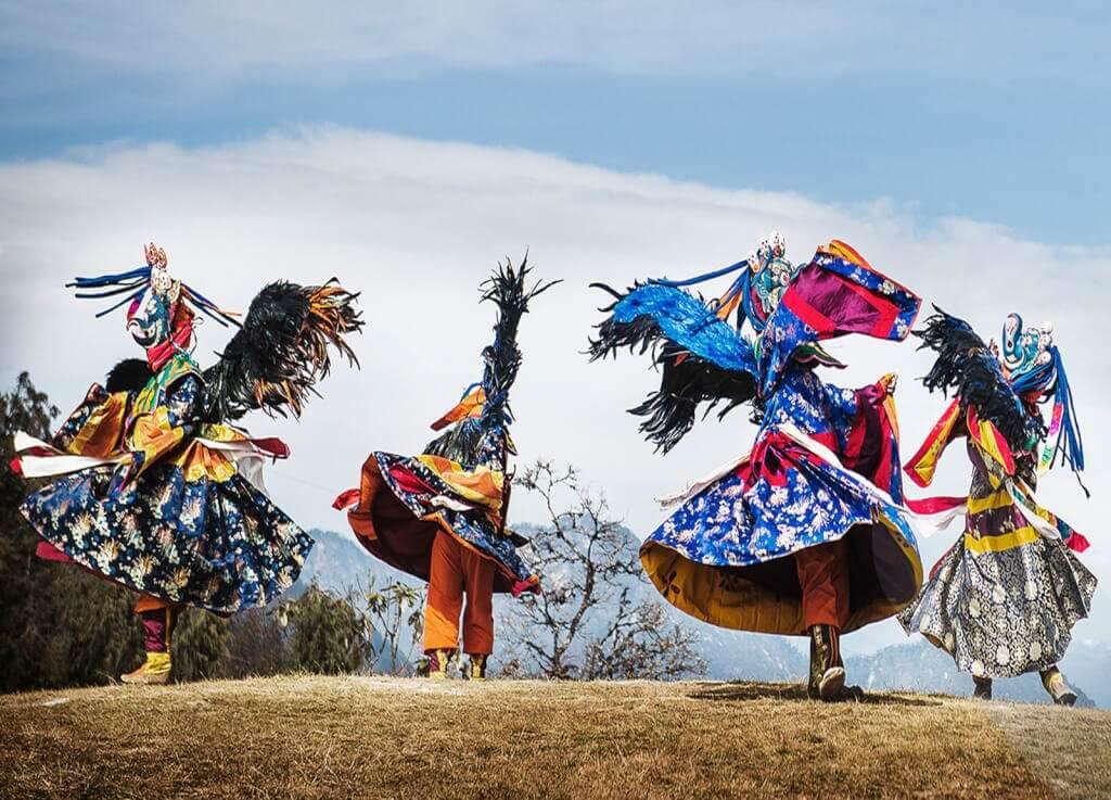 THREE COMBINATIONS OF NEPAL, TIBET AND BHUTAN TOURS