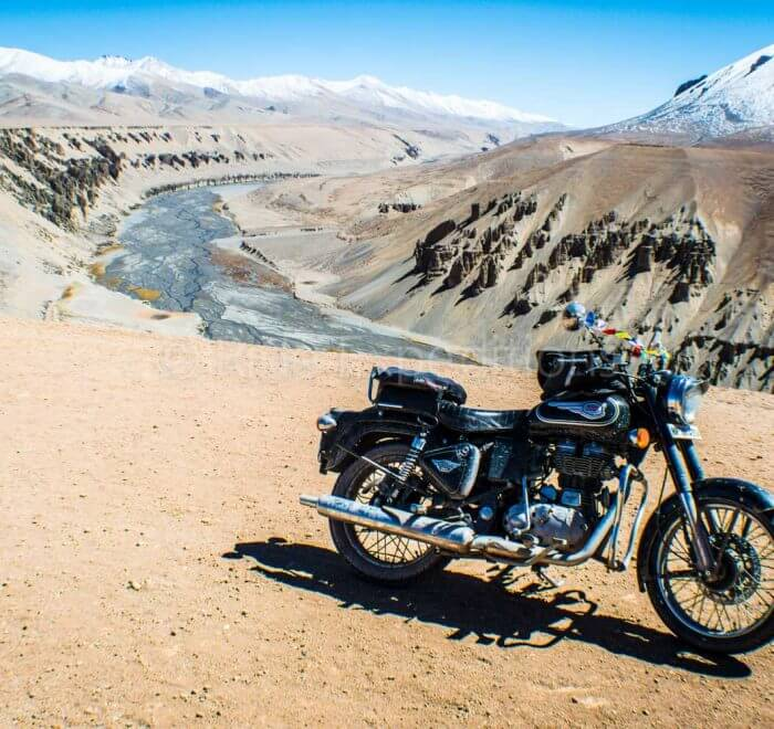 Ride to Everest Base Camp via Kyirong