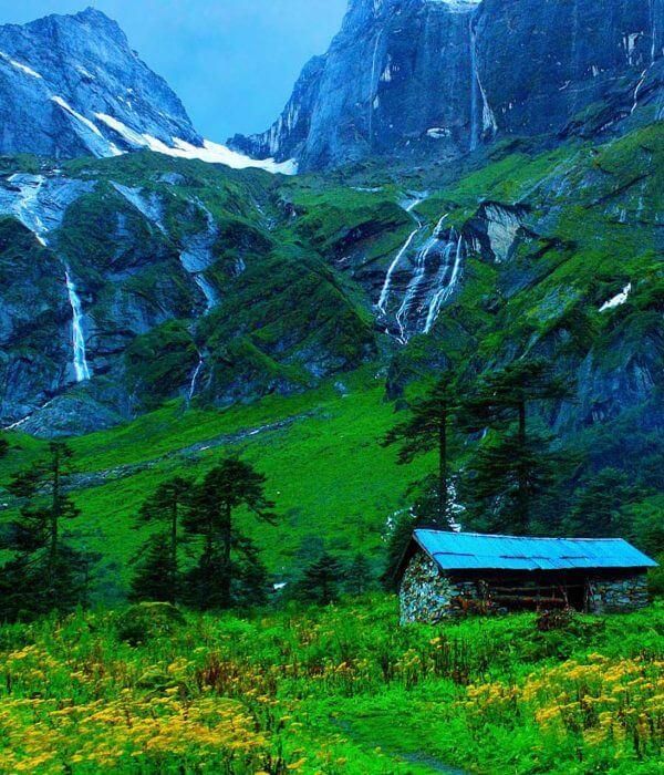 Makalu Barun / Sherpani Col trek