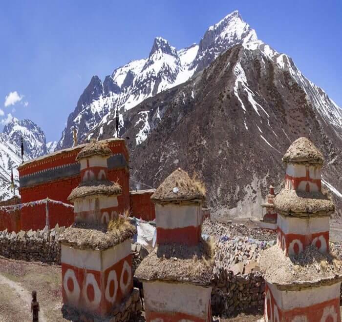 Shey Gompa Upper Dolpo Trek