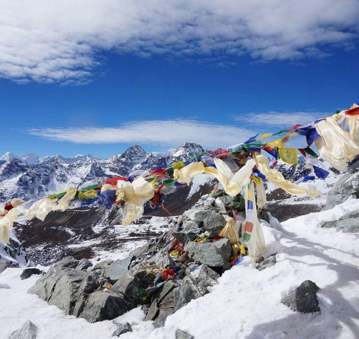 Gokyo Cho la Pass & Kalapatthar