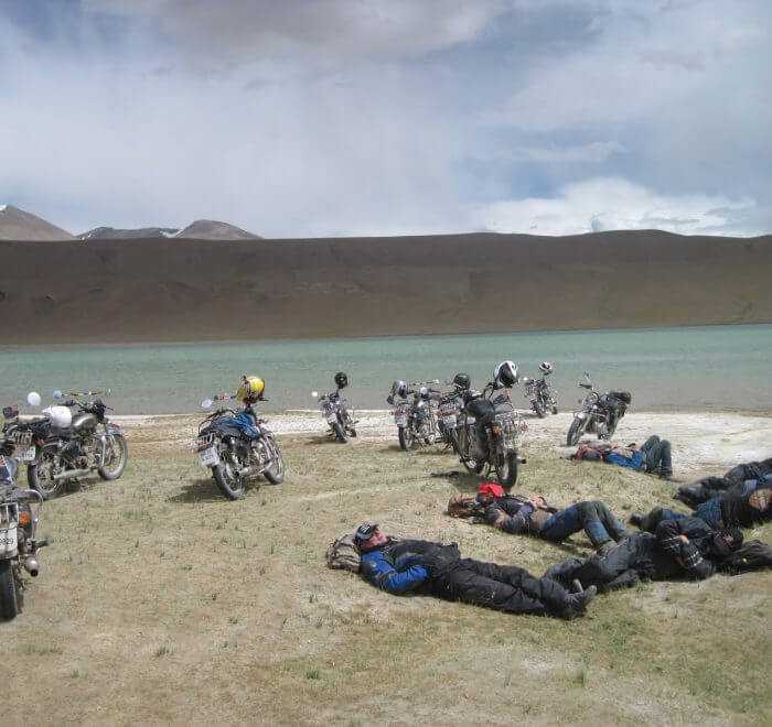 Himalayan Motorbike Tour to Everest