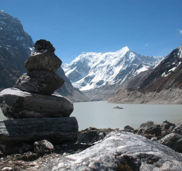 Pacharmo Peak Climbing