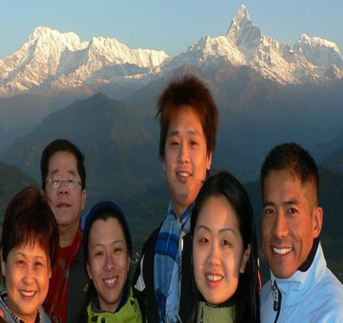 Best of Nepal Himalaya Family Tour
