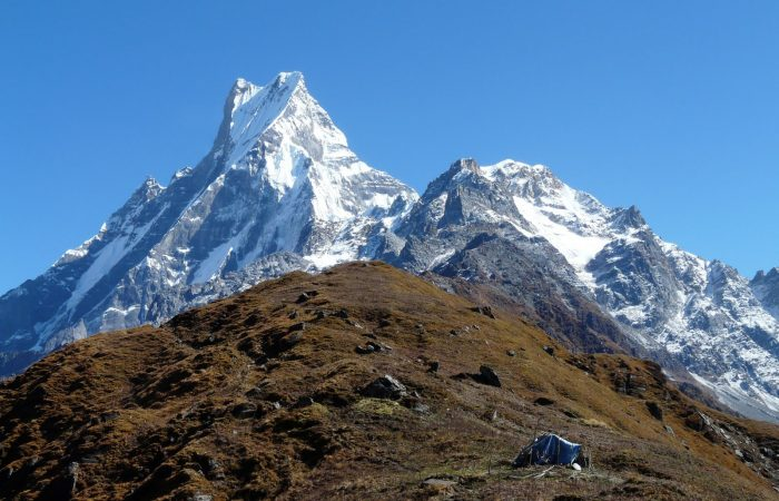 A Combined -Best of Annapurna & Mardi Himal Trek – 14 Days
