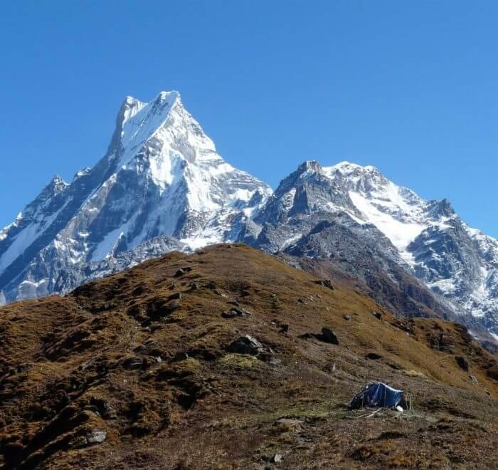 A Combined -Best of Annapurna & Mardi Himal Trek – 14 Days