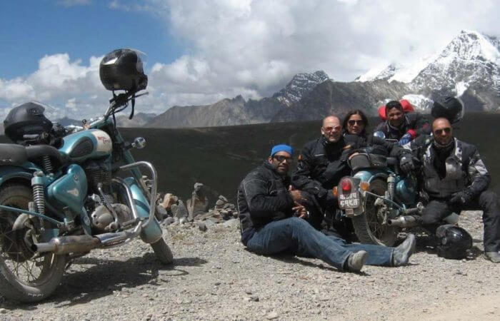 Motorbike journey to Mt. Kailash & Mansarovar
