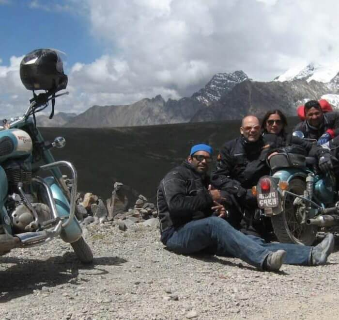Motorbike journey to Mt. Kailash & Mansarovar