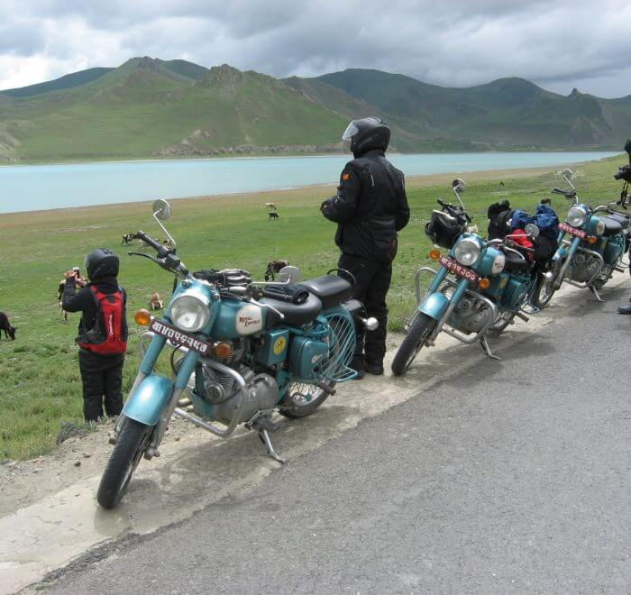 Tibet Mount Kailash, Lhasa Journey by Motorcycles Tour to Everest Base Camp via Kerung