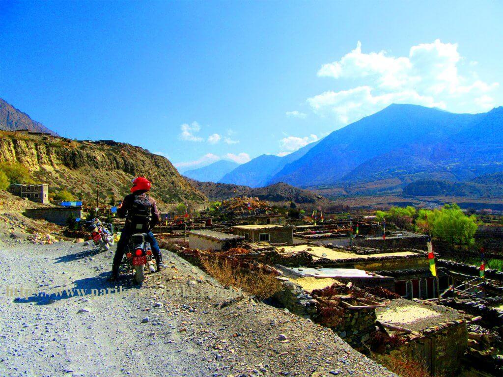 Adventure Riding Upper Mustang