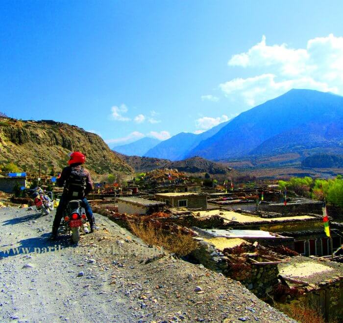 Adventure Riding Upper Mustang