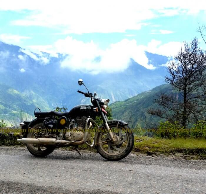Everest View Motorbike Tour