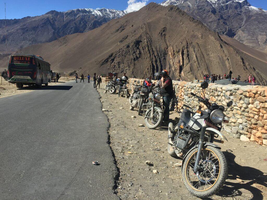 all motor bike tour nepal